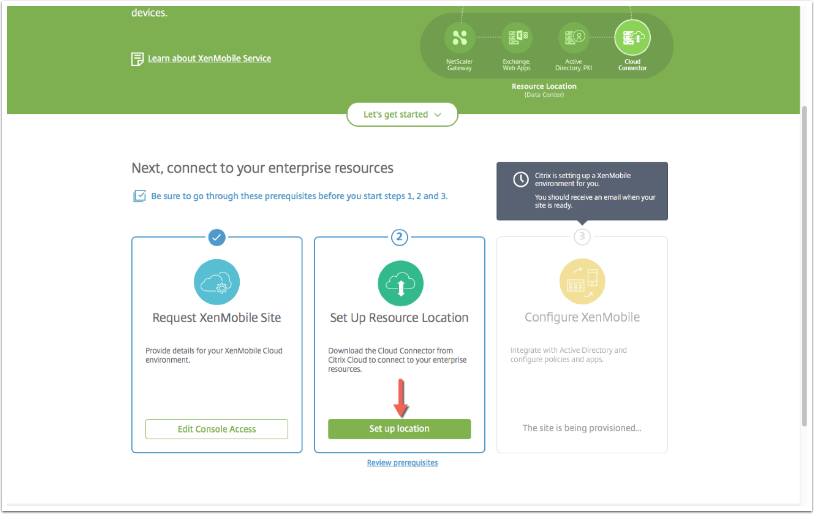 Citrix XenMobile Services | Thomas Krampe